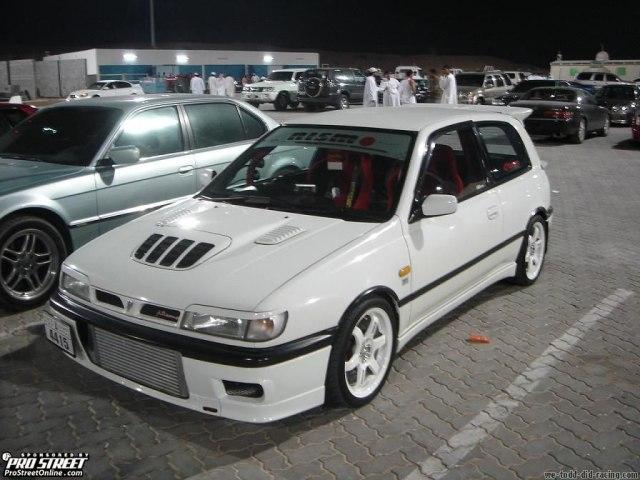 Street Racing In Dubai
