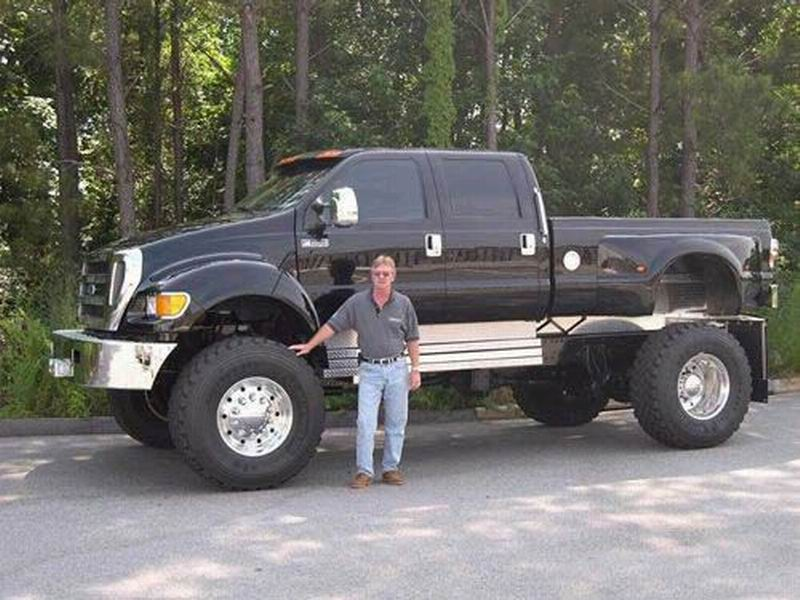 ford f 650 extreme pick up truck. Black Bedroom Furniture Sets. Home Design Ideas