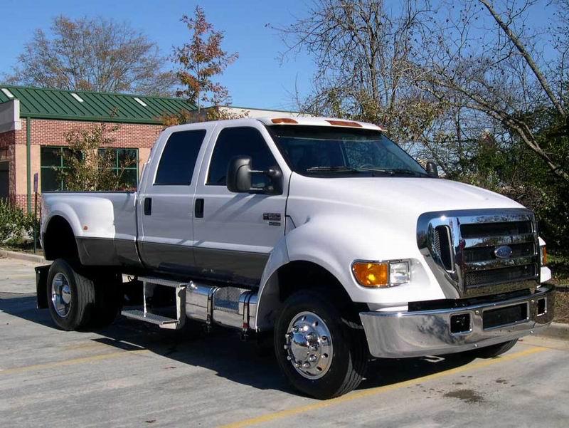 Esto si que es camioneta Ford F650 | ElAntro