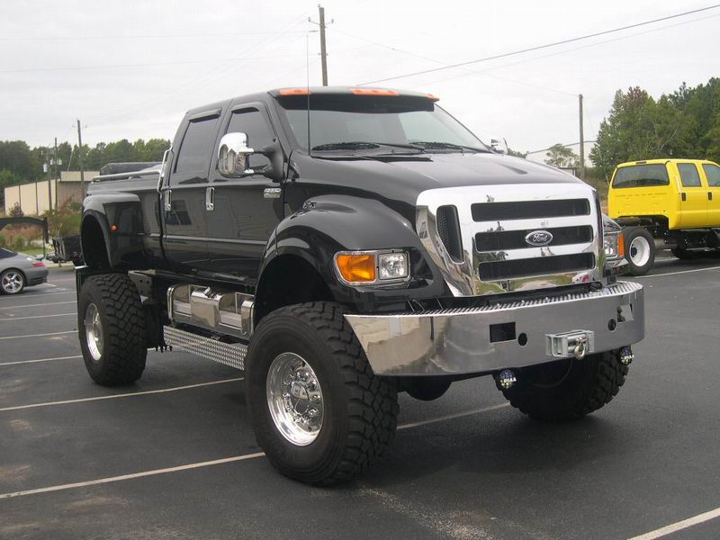 Ford F-650 Extreme Pick Up Truck